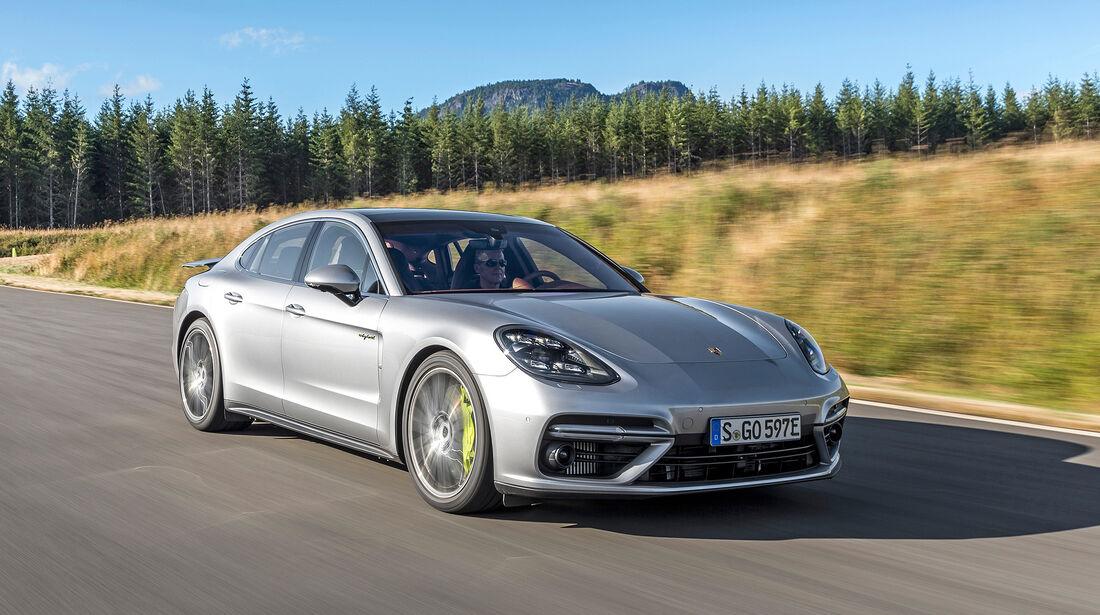 Porsche Panamera Turbo S E-Hybrid - Serie - Limousinen ueber 100000 Euro - sport auto Award 2019