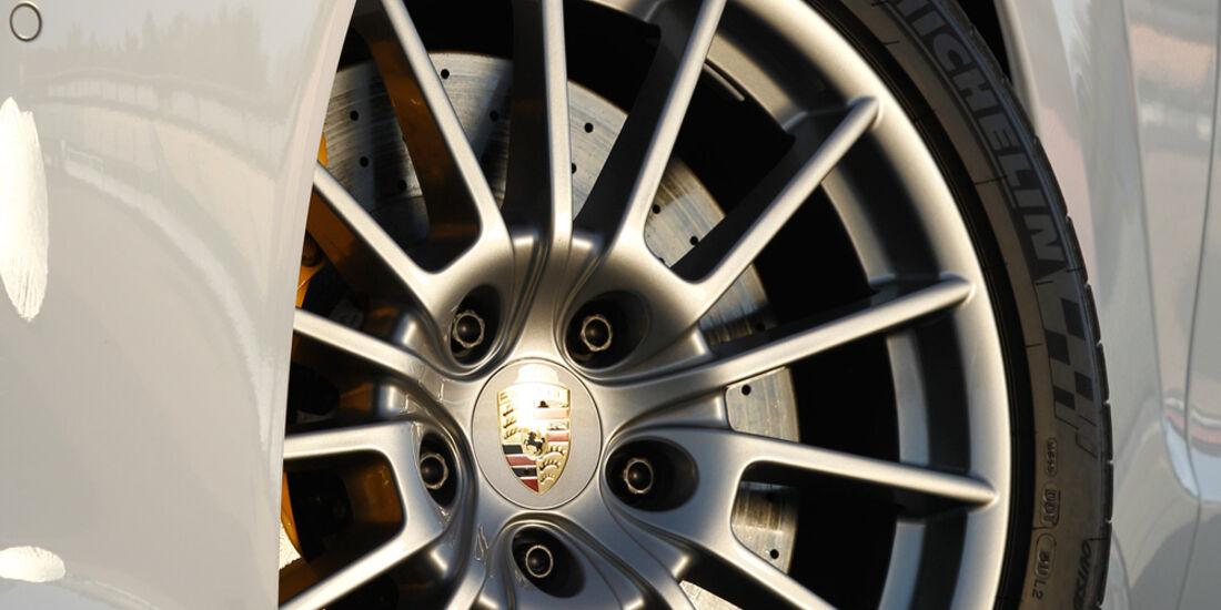 Porsche Panamera Turbo S, Rad, Felge