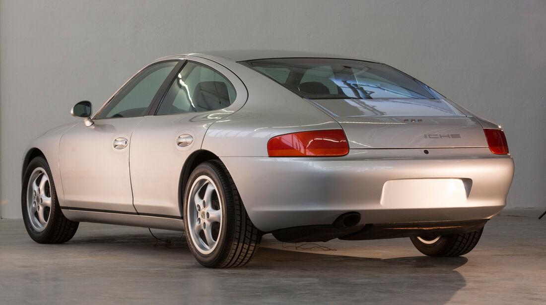 Porsche-Prototypen, Porsche 989