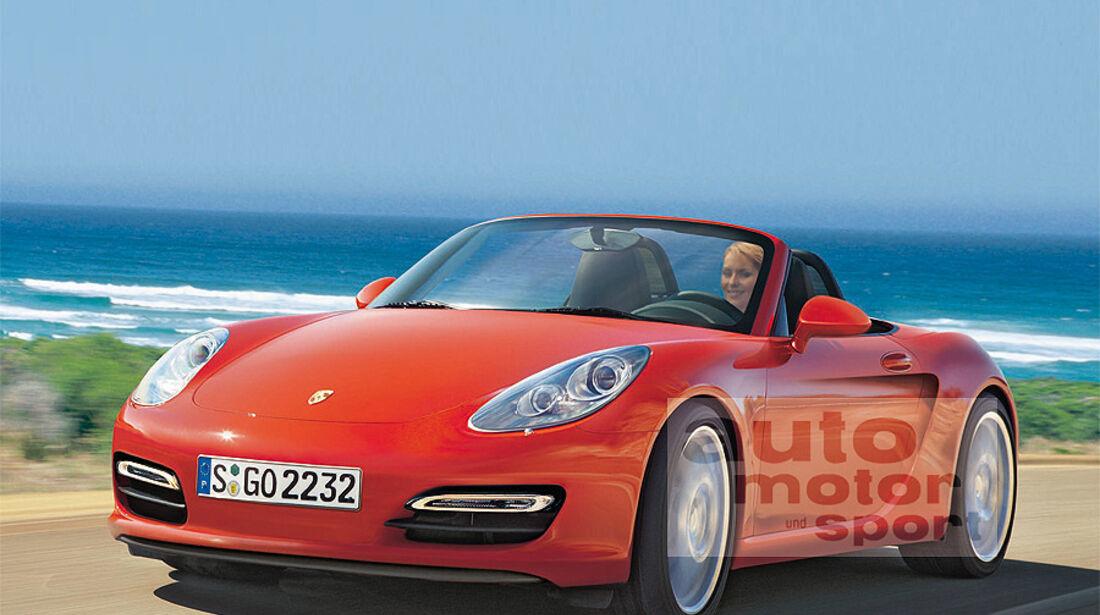 Porsche Roadster