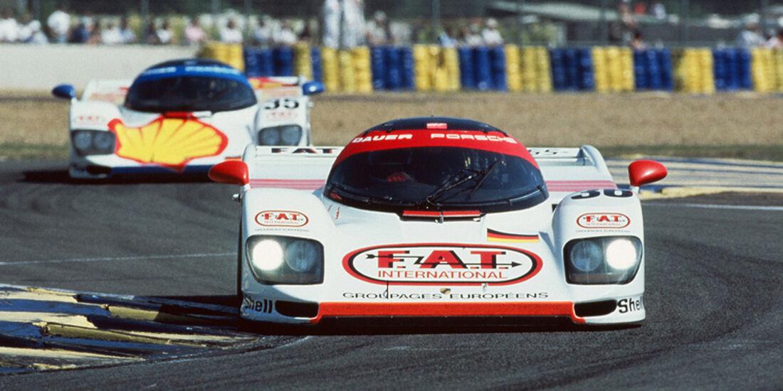 Porsche Typ 962
