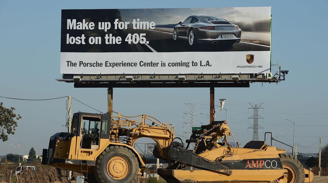 Porsche USA L.A. Experience Center