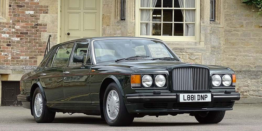 Promi-Autos 2018 Bentley Turbo R Prince Charles