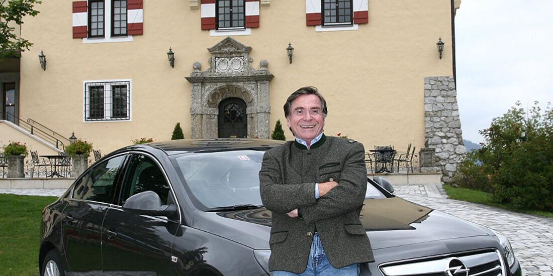 Promi-Autos, Opel, Elmar Wepper