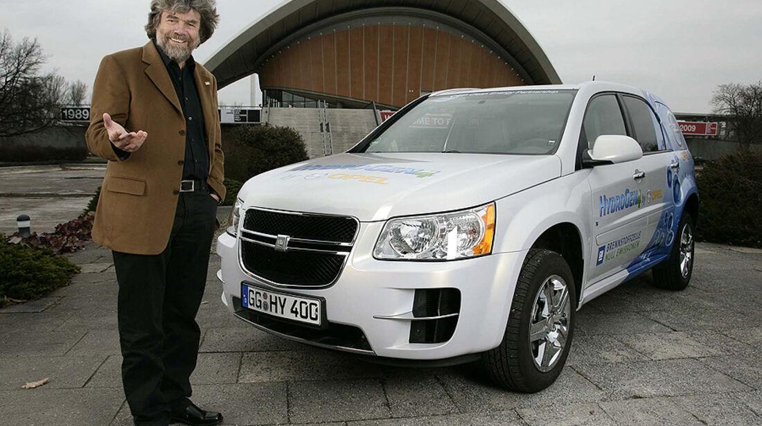 Promi-Autos, Opel