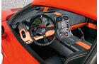 Protoscar Lampo 3, ams1411, Lamborghini, Cockpit, Fahrersitz