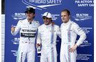 Quali-Top 3 - GP Österreich 2014