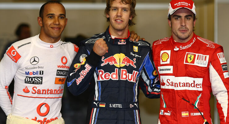 Qualifying GP Abu Dhabi 2010