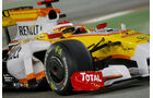Qualifying GP Singapur 2009