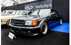 RM Sotheby's Auktion Rétromobile Paris 1989 Mercedes-Benz 560 SEC AMG 6.0 'Wide-Body'