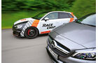 RaceChip Audi RS3 Sportback - Performmaster Mercedes-AMG A 45 - sport auto 7/2016