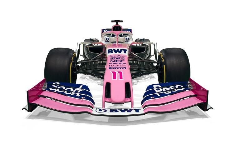 Racing Point - Design - F1 - 2019