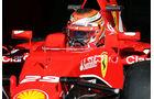 Raffaele Marciello - Ferrari - Barcelona-Test - 12. Mai 2015