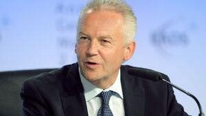 Rainer Grube Daimler-Vorstand