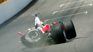 Ralf Schumacher GP USA 2005