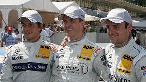 Ralf Schumacher Jamie Green Bruno Spengler