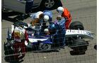 Ralf Schumacher - Williams FW26 - GP USA 2004 - Indianapolis