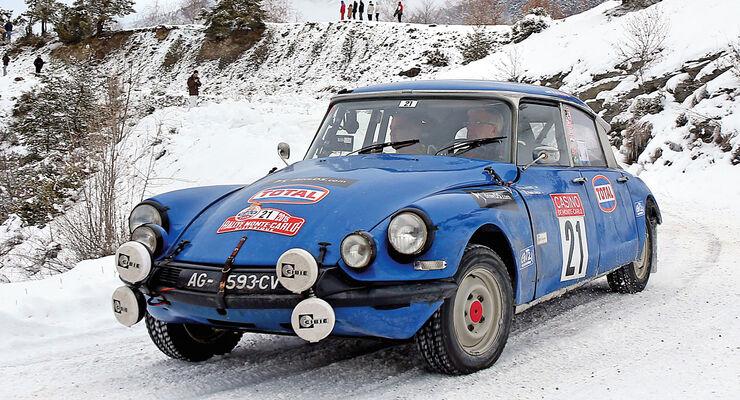 Rallye-Auto, Citroën DS 19