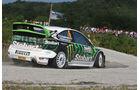Rallye Bulgarien 2010 Andersson Stobart