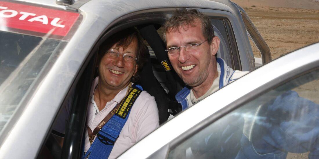 Rallye Dakar 2011, Claus Mühlberger