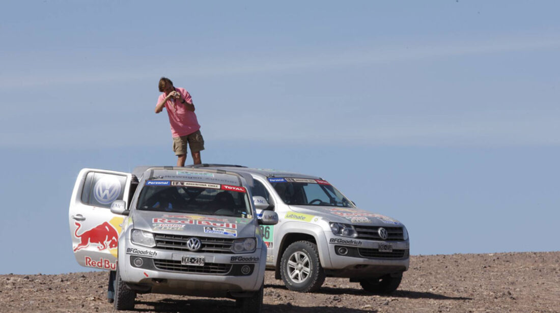 Rallye Dakar 2011 Claus Mühlberger
