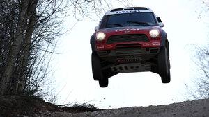 Rallye Dakar 2011 Mini X raid