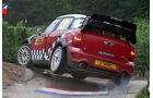 Rallye Deutschland 2011 Meeke Mini WRC