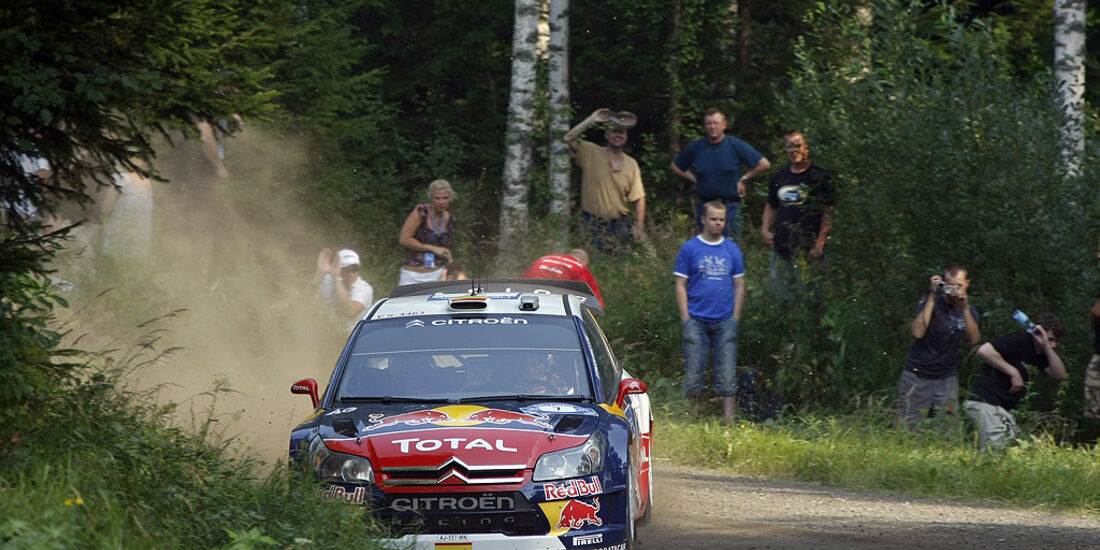 Rallye Finnland 2010, Sordo, Citroen C4 WRC