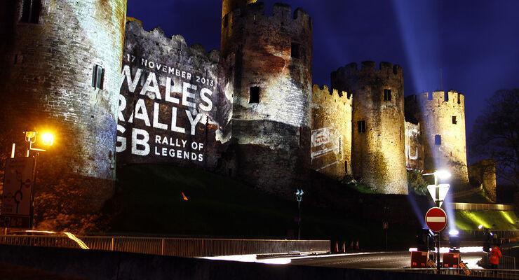 Rallye Großbritannien 2013