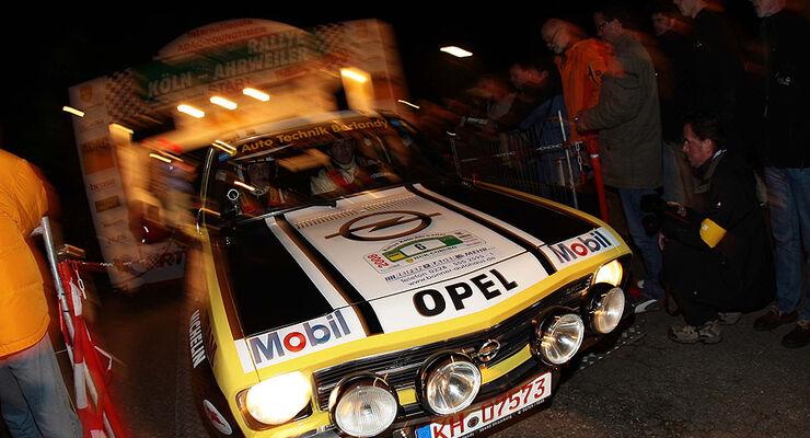 Rallye Köln Ahrweiler