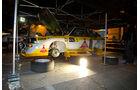 Rallye Legends, Boxenstopp, Service
