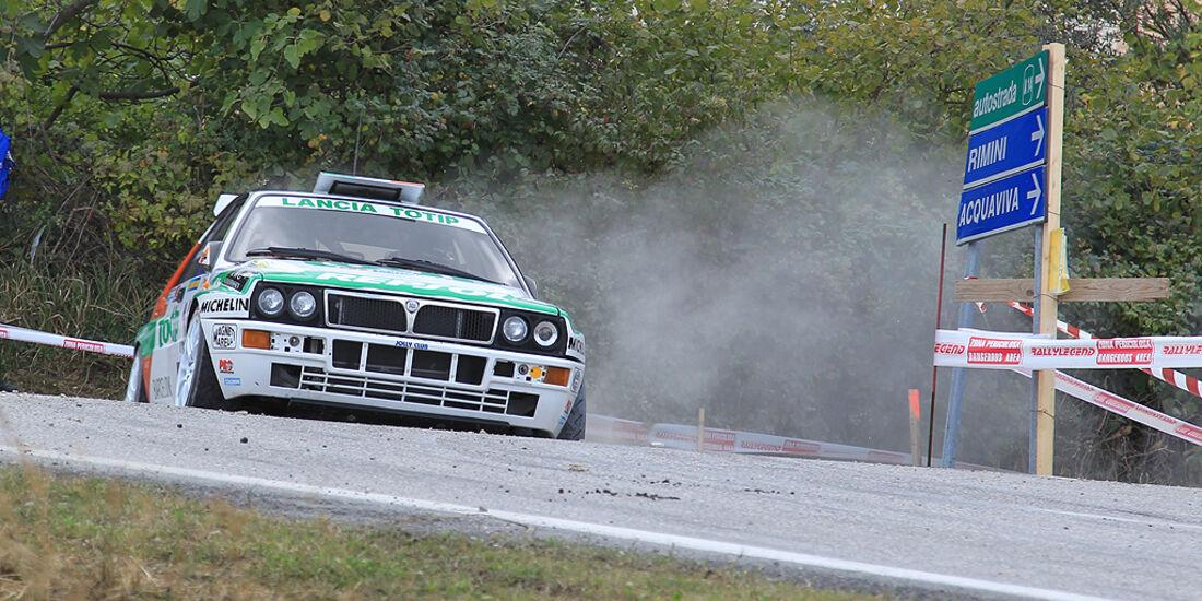 Rallye Legends, San Marino, Lancia Delta Integrale