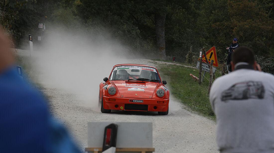 Rallye Legends, San Marino, Porsche 911