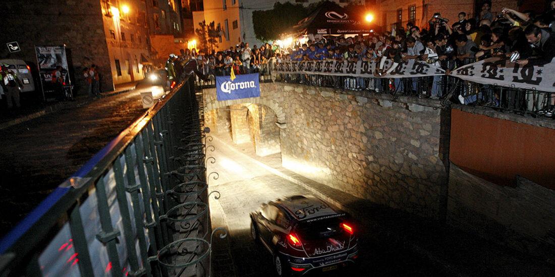 Rallye Mexiko 2011, Guanajuato