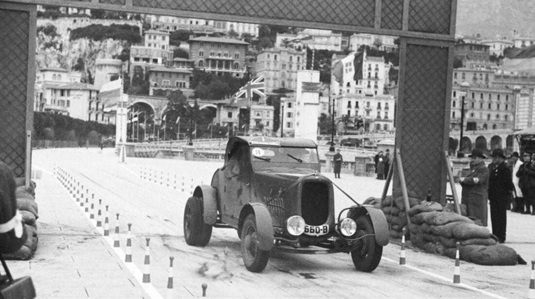 Rallye Monte Carlo 1937