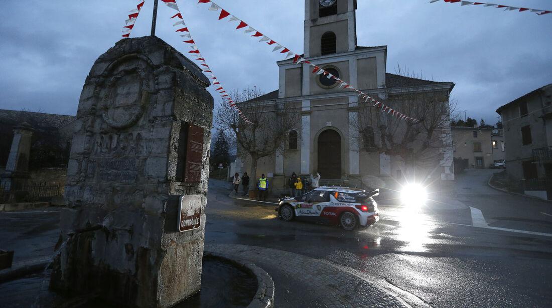 Rallye Monte Carlo - Ostberg