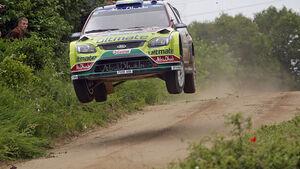 Rallye Polen 2009