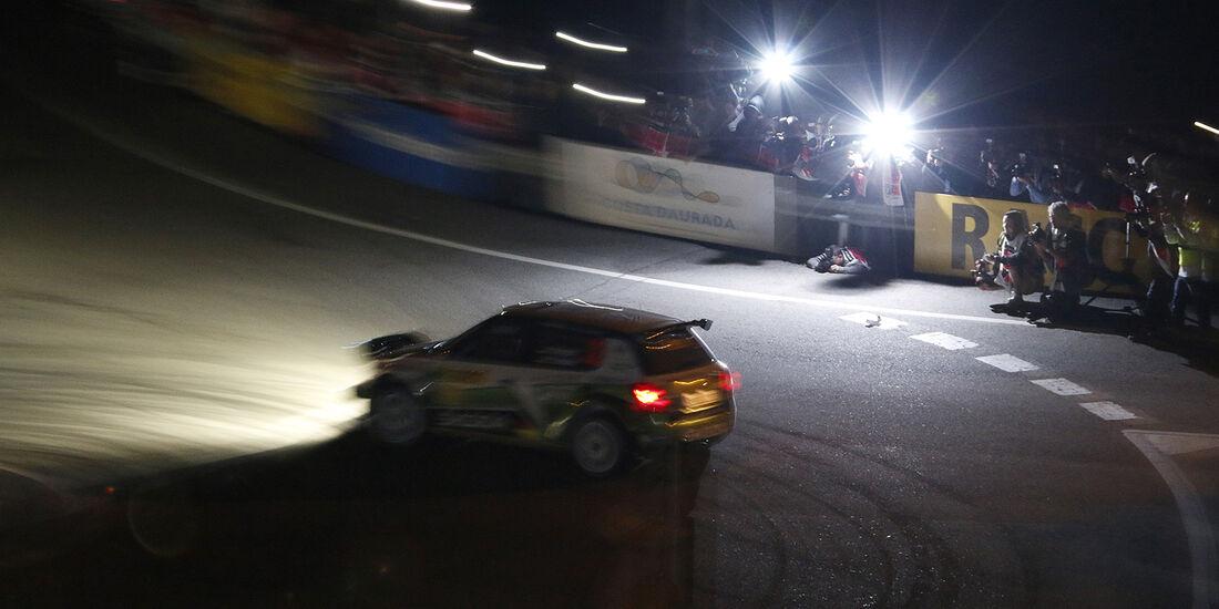 Rallye Spanien, Wiegand