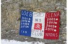 Rallye-WM, Tricolore, Fahne
