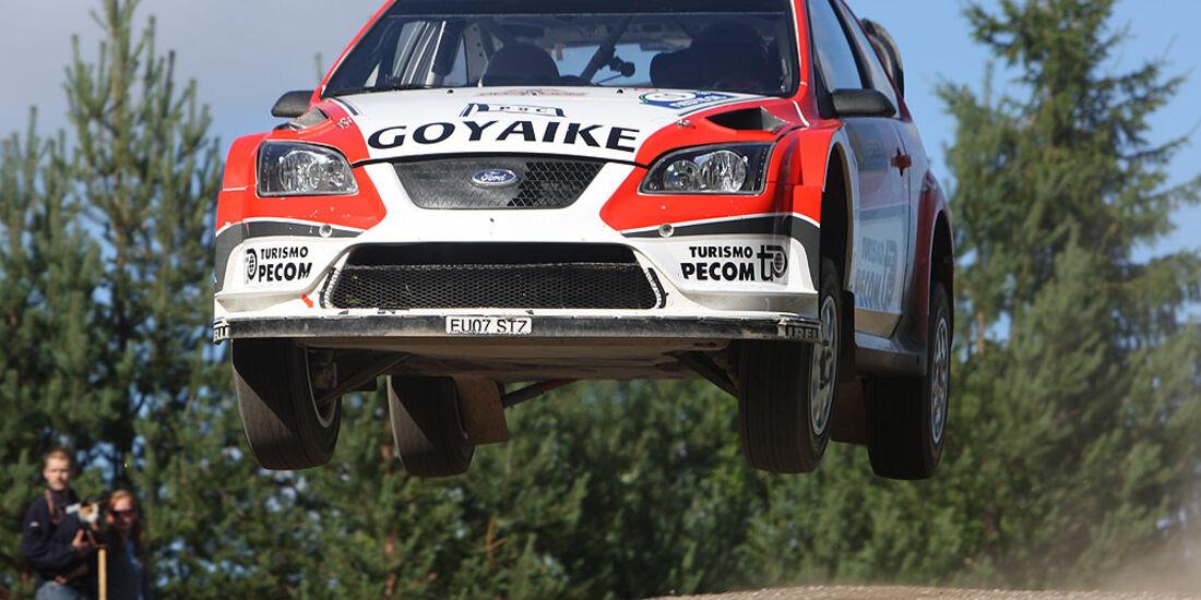 Rallyeauto Munchi's Ford World Rally Team 2008