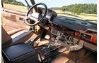 Range Rover 3.9 Vogue SE, Cockpit, Lenkrad