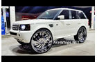 Range Rover - 32 Zoll Felgen - Acewhips