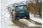 Range Rover 4.6 HSE, Heckansicht