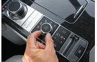 Range Rover, Bedienelement, Fahrprogramm