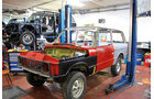 Range Rover, Chassis