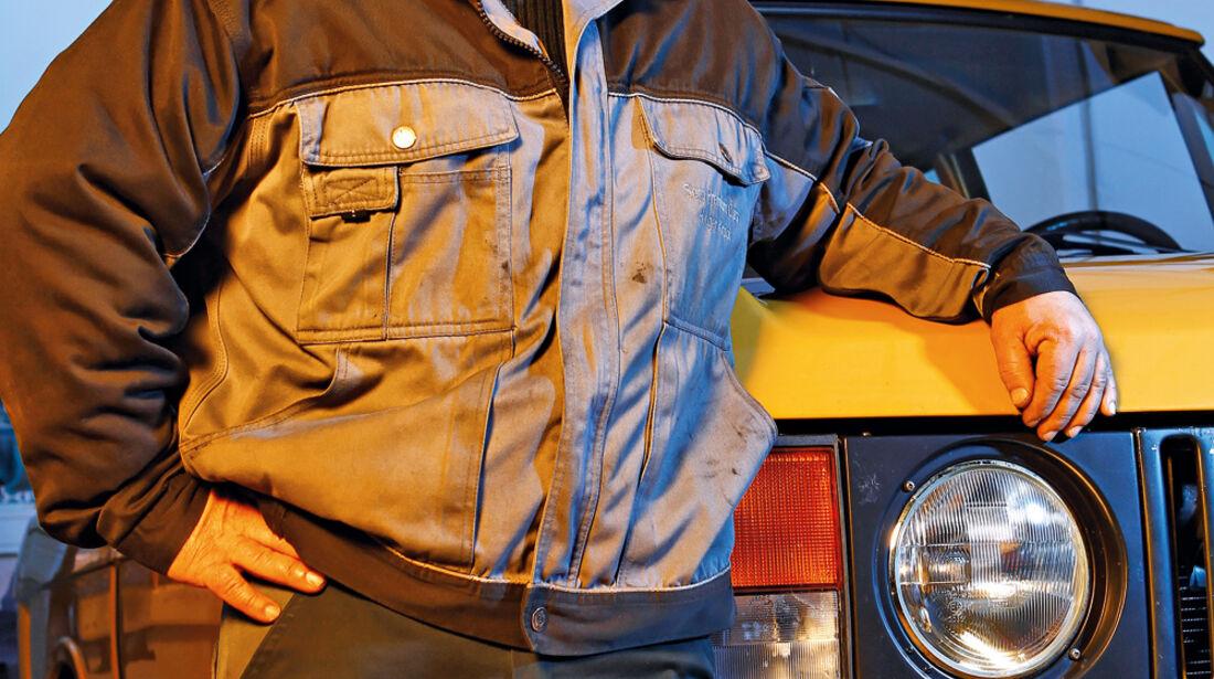 Range Rover Classic, Holger Krack