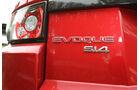 Range Rover Evoque 2.0 Si4, Rücklicht, Schriftzug, Typenbezeichnung