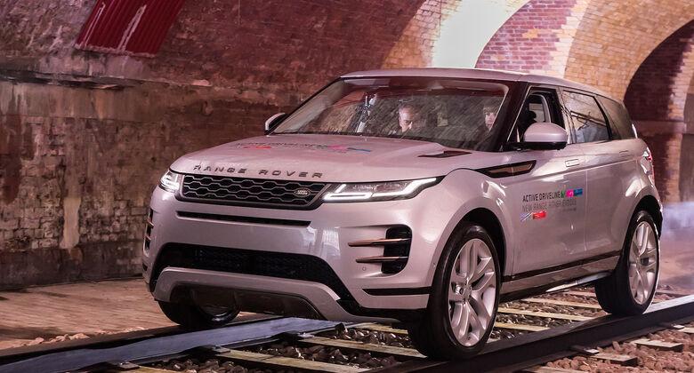 range rover evoque news auto motor und sport. Black Bedroom Furniture Sets. Home Design Ideas