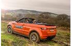 Range Rover Evoque Cabrio, Impression, Ausfahrt