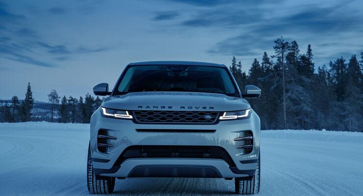 range rover evoque 2019 im fahrbericht auto motor und. Black Bedroom Furniture Sets. Home Design Ideas